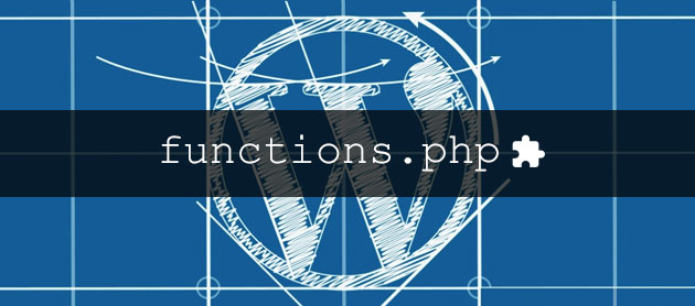Archivo functions.php