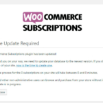 Descuentos recurrentes con WooCommerce Subscriptions