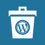 Papelera de WordPress