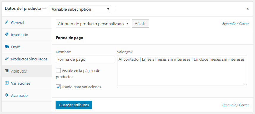 Vender a plazos con WooCommerce