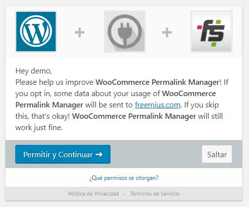 WooCommerce Permalink Manager